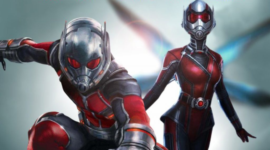 Ant-Man and the Wasp, primul trailer