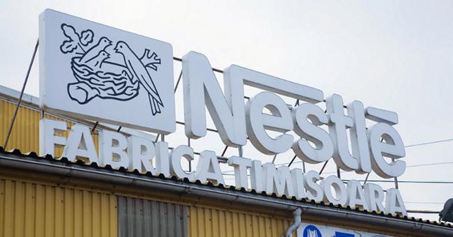 Nestle mută producția de la Timișoara în Ungaria