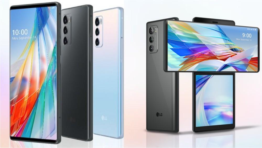 LG Wing - smartphone-ul cu un ecran pivotant