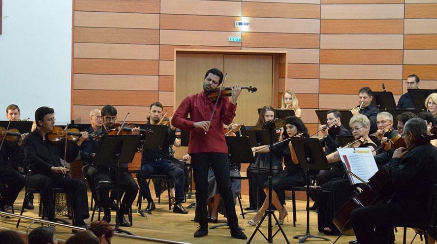 "Activitate online la Filarmonica ""Oltenia"" Craiova"